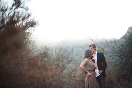 Sarah and Hunter's Dreamy Fall Engagement