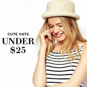 Cute Summer Hats Under $25 | Shopping