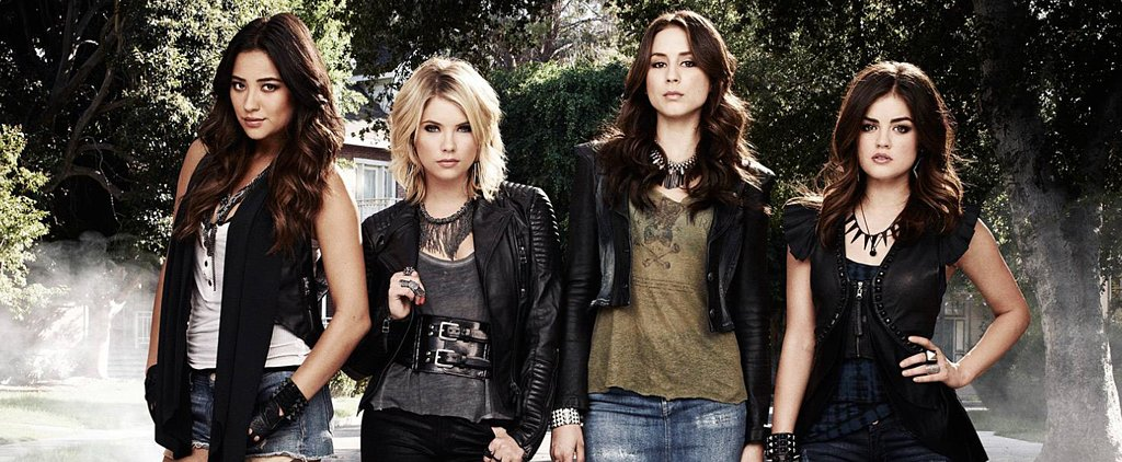 Which Pretty Little Liar Are You?