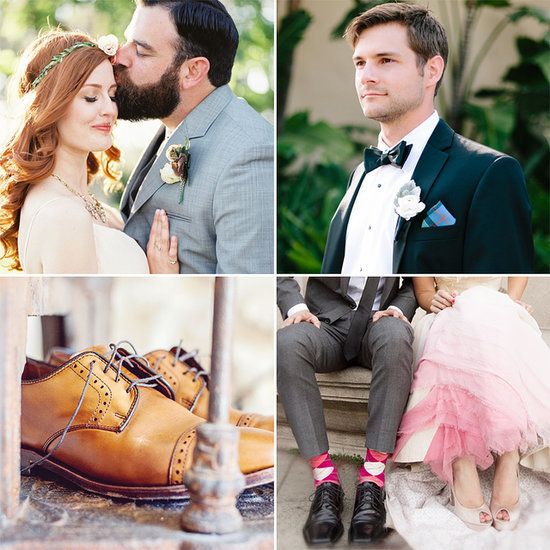The Modern Man: 23 Unconventional Ways to Match Your Groom