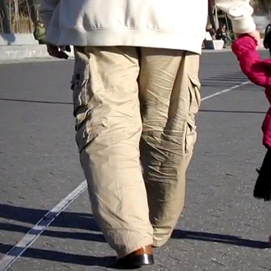 Jim Harbaugh's Stop Dad Pants Video