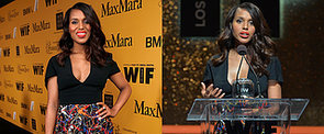 Kerry Washington's First Post-Baby Appearance Is as Flawless as Expected