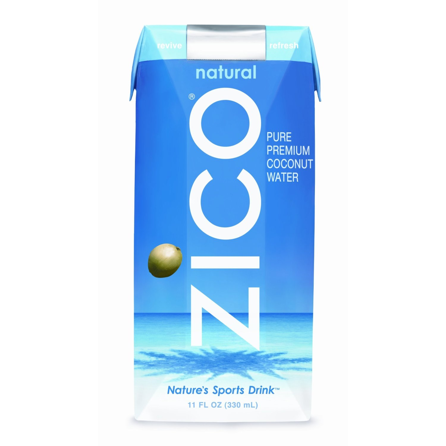 Coconut Water (For the Morning After)