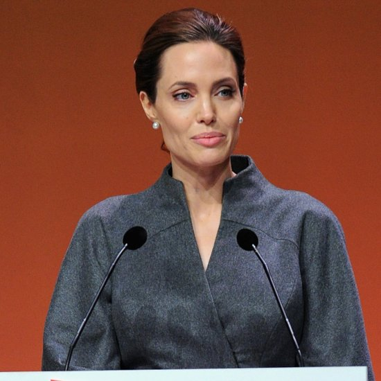 Queen Elizabeth Names Angelina Jolie an Honorary Dame