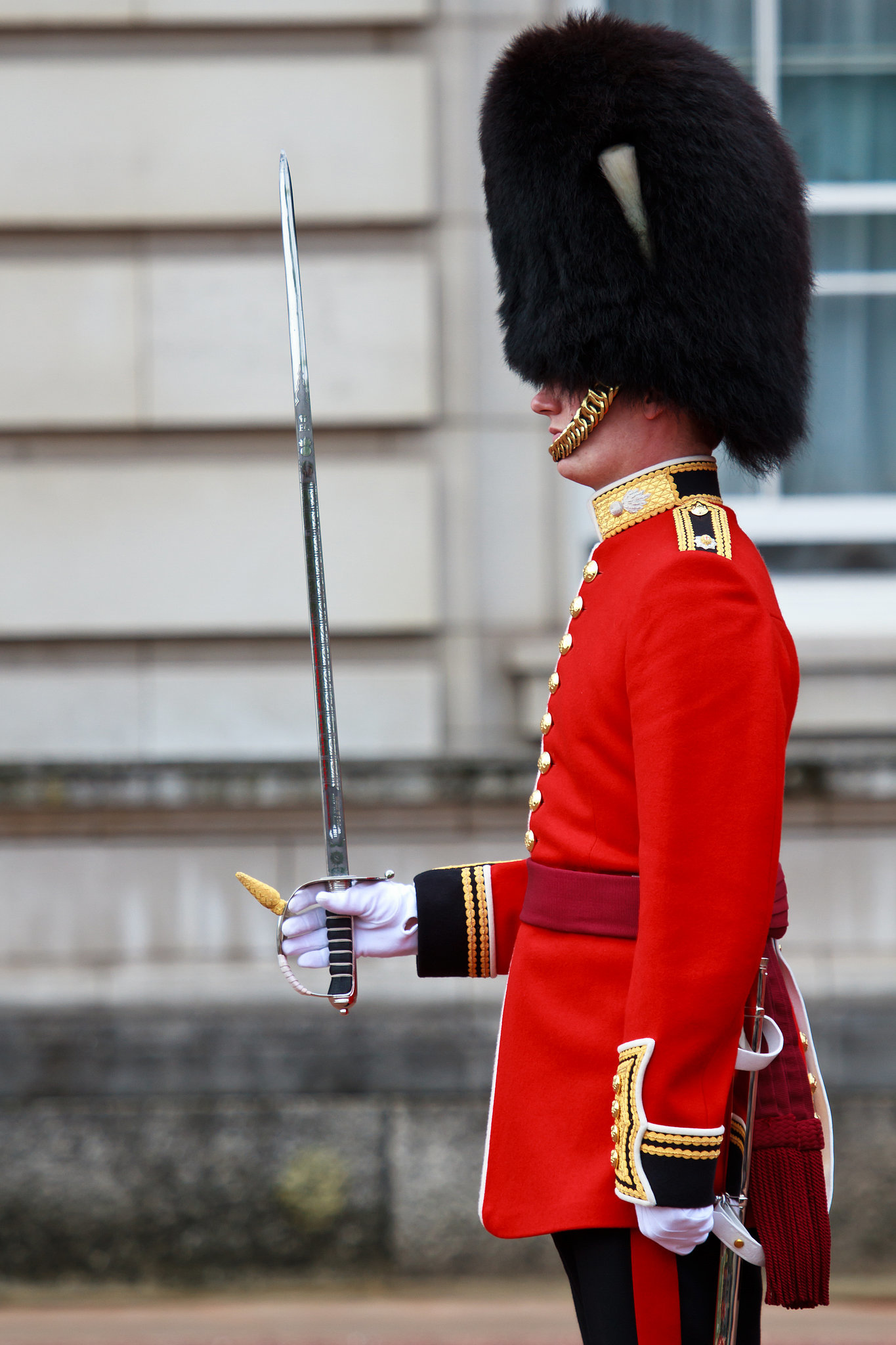 Watch the Changing of the Guards in London