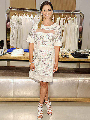 Sarah Michelle Gellar's Biggest Fashion Critic? Daughter Charlotte