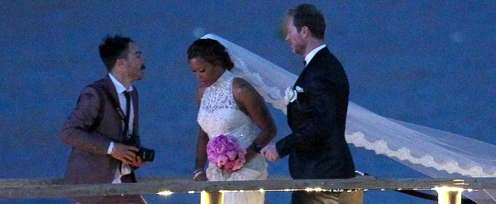 Eve Marries Maximillion Cooper in a Beachside Ibiza Wedding