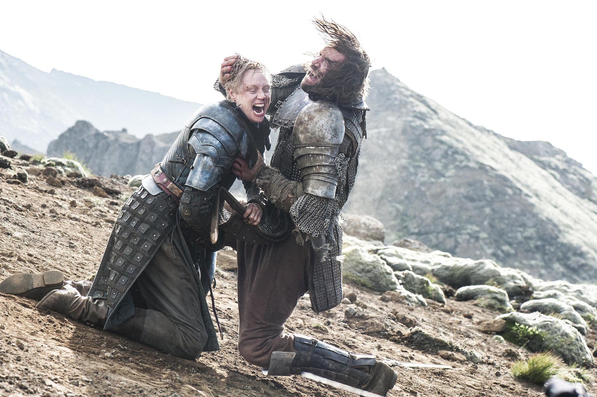 Brienne vs. The Hound