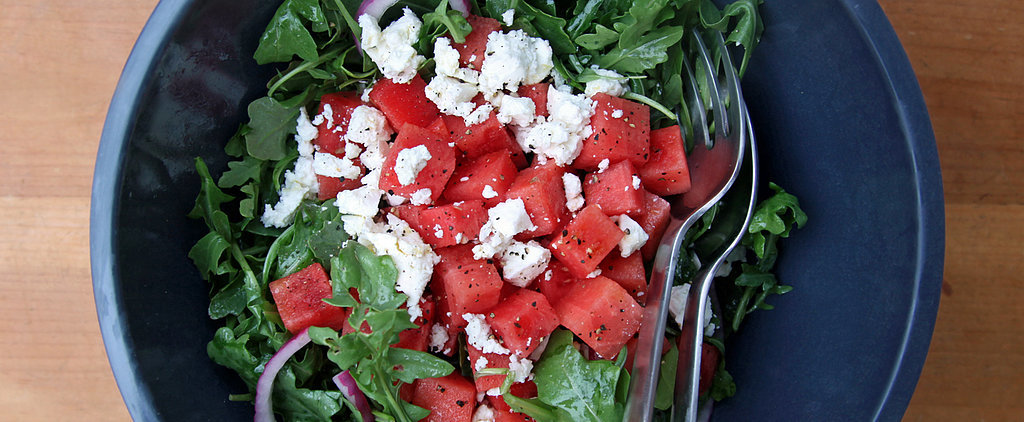 Watermelon, Feta, and Arugula: A Power Trio