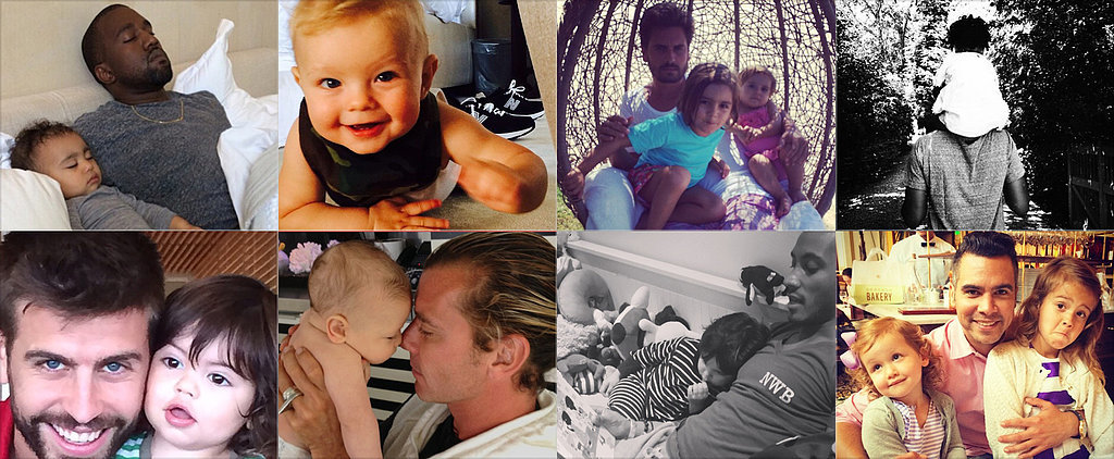 Celeb Parents Share the Cutest Photos of Their Father's Day Celebrations