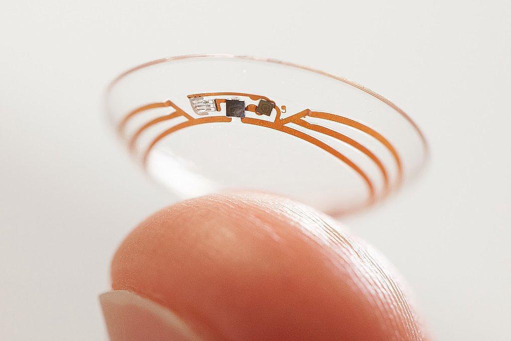 A Supersmart Contact Lens