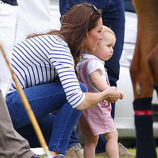 The 24 Sweetest Snaps of Prince George and the Duchess of Cambridge