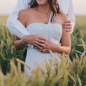 Central Valley California Farm Wedding