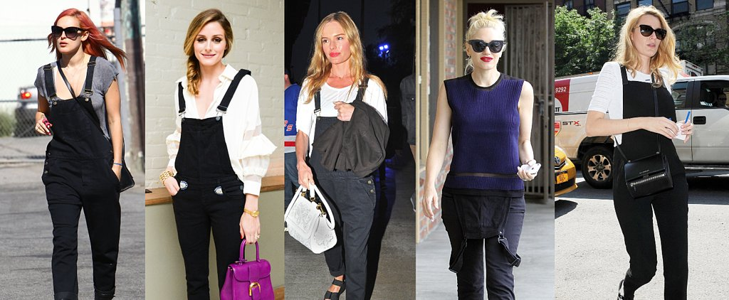 How to Wear Black Dungarees For Every Occasion!