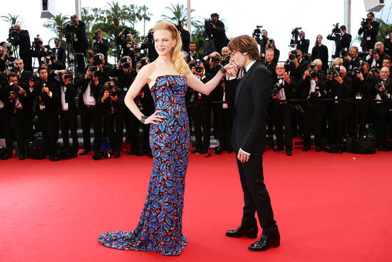 In May 2013, Keith and Nicole made a picture-perfect pair at the Cannes Film Festival.