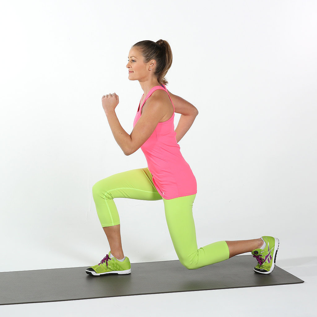 Body-Weight Blast Workout