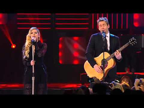 "Avril Lavigne and Chad Kroeger: ""Let Me Go"""