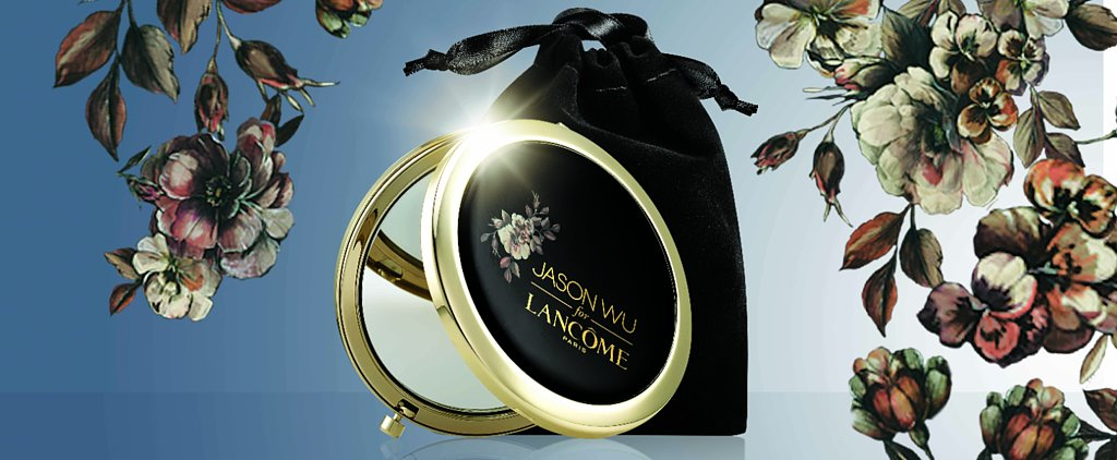 The New Jason Wu and Lancome Collaboration Has Floral Flair