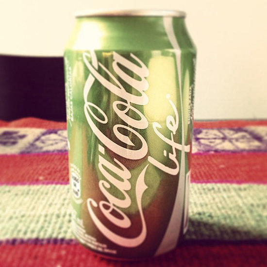Coke Life Made With Stevia