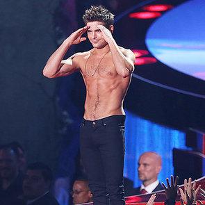 Hottest Shirtless Celebrities   Video