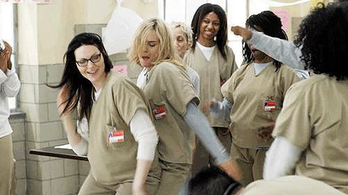 When Piper Shows Off Embarrassing Dance Moves