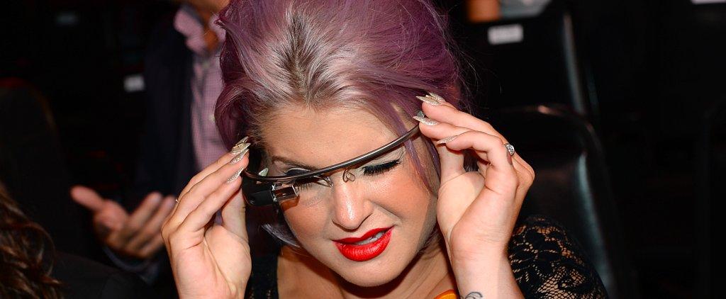Yep, Celebrities Look Just as Awkward Wearing Google Glass
