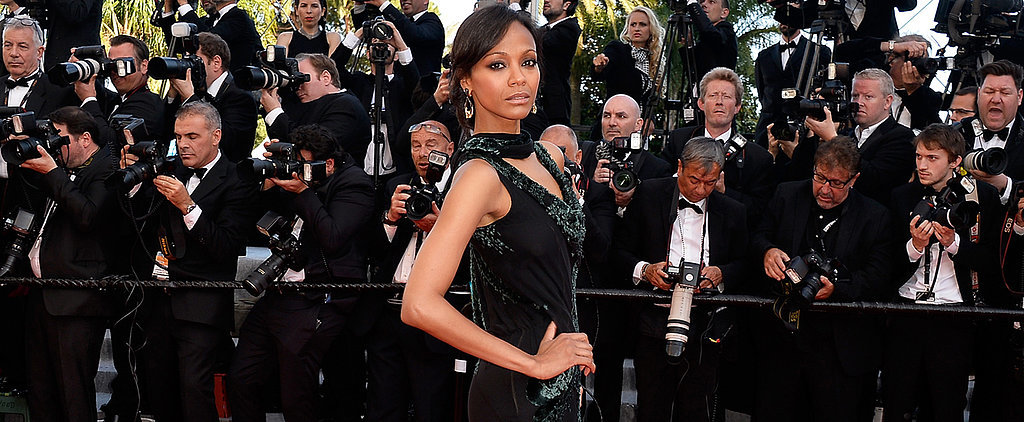 112 Reasons Why Zoe Saldana's Style Is Out of This World