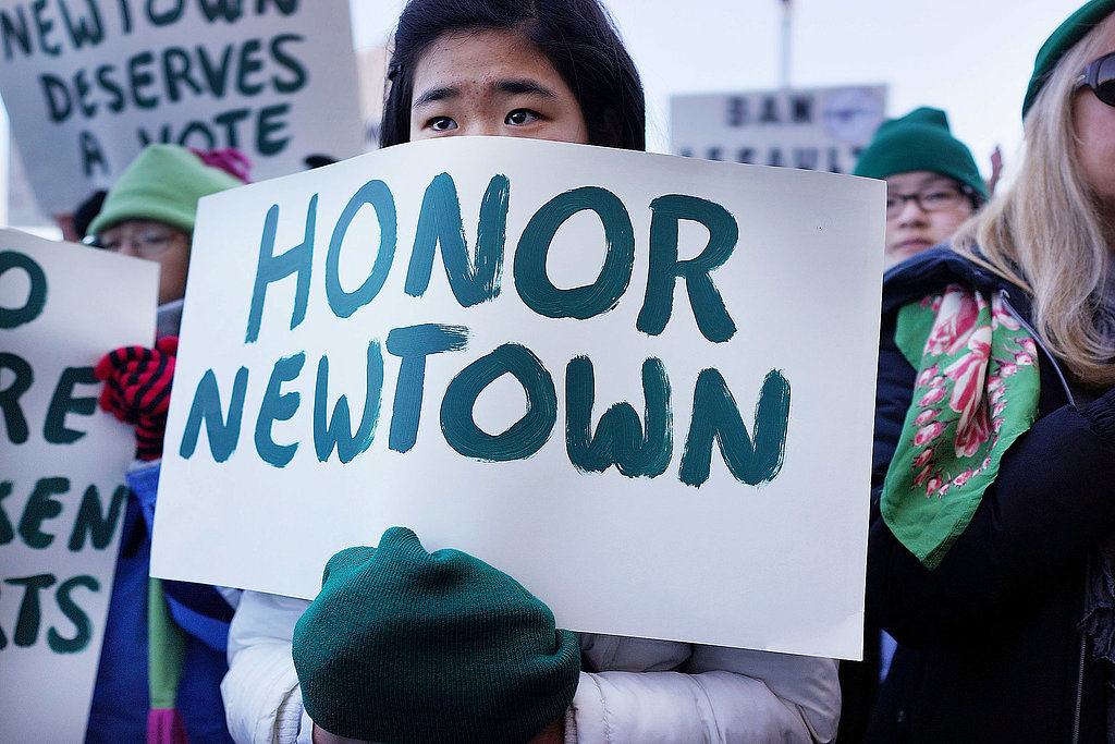 There have been 74 school shootings since Sandy Hook . . .