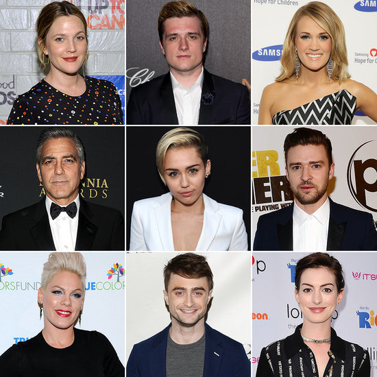 Celebrities Who Support Marriage Equality