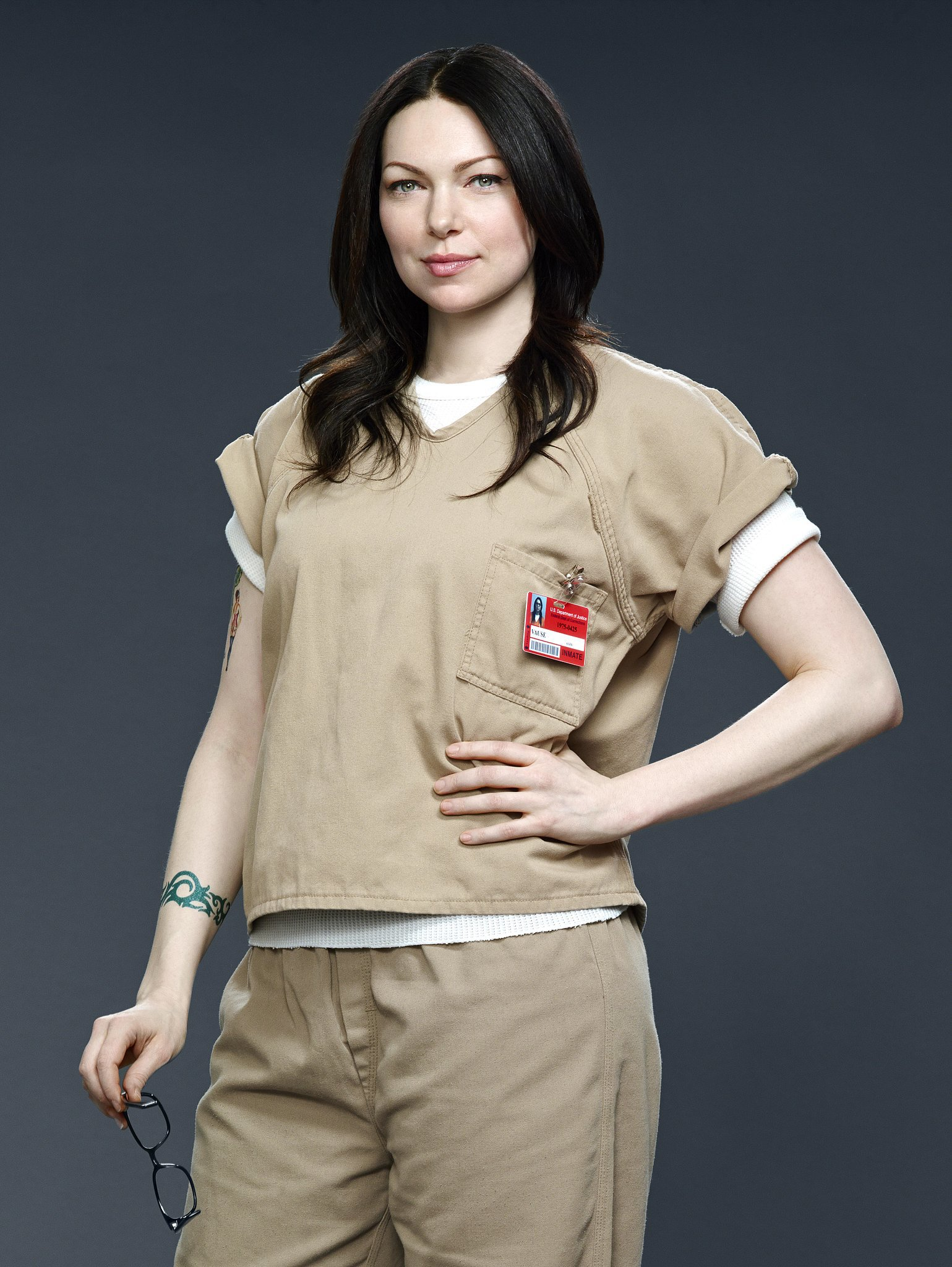Laura Prepon as Alex Vause | Finished With Orange Is the ...