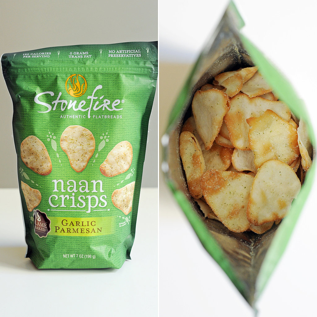 Stonefire Garlic Parmesan Naan Crisps