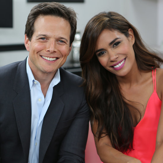 The Night Shift NBC Scott Wolf and Daniella Alonso Interview