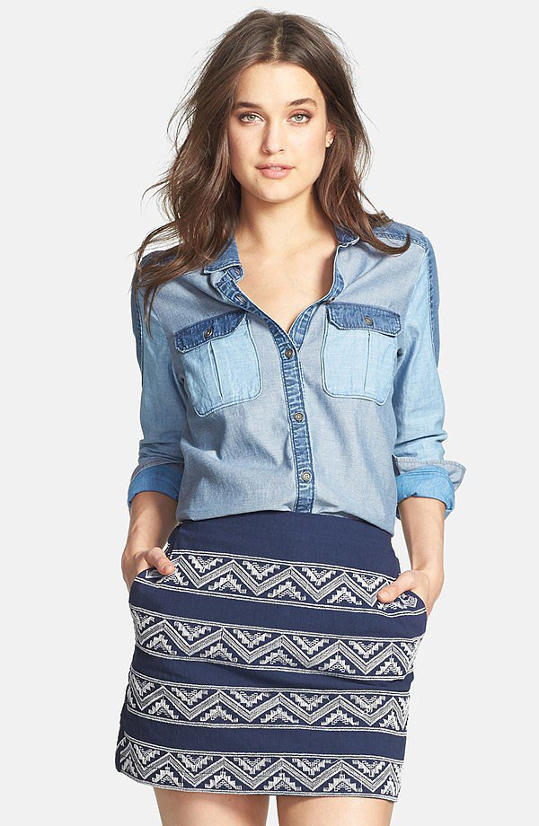Paige Denim Shirt