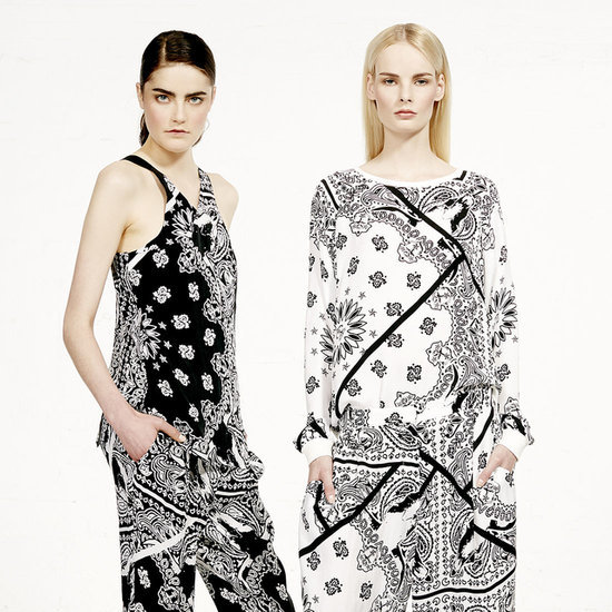 Tibi Resort 2015 Look Book