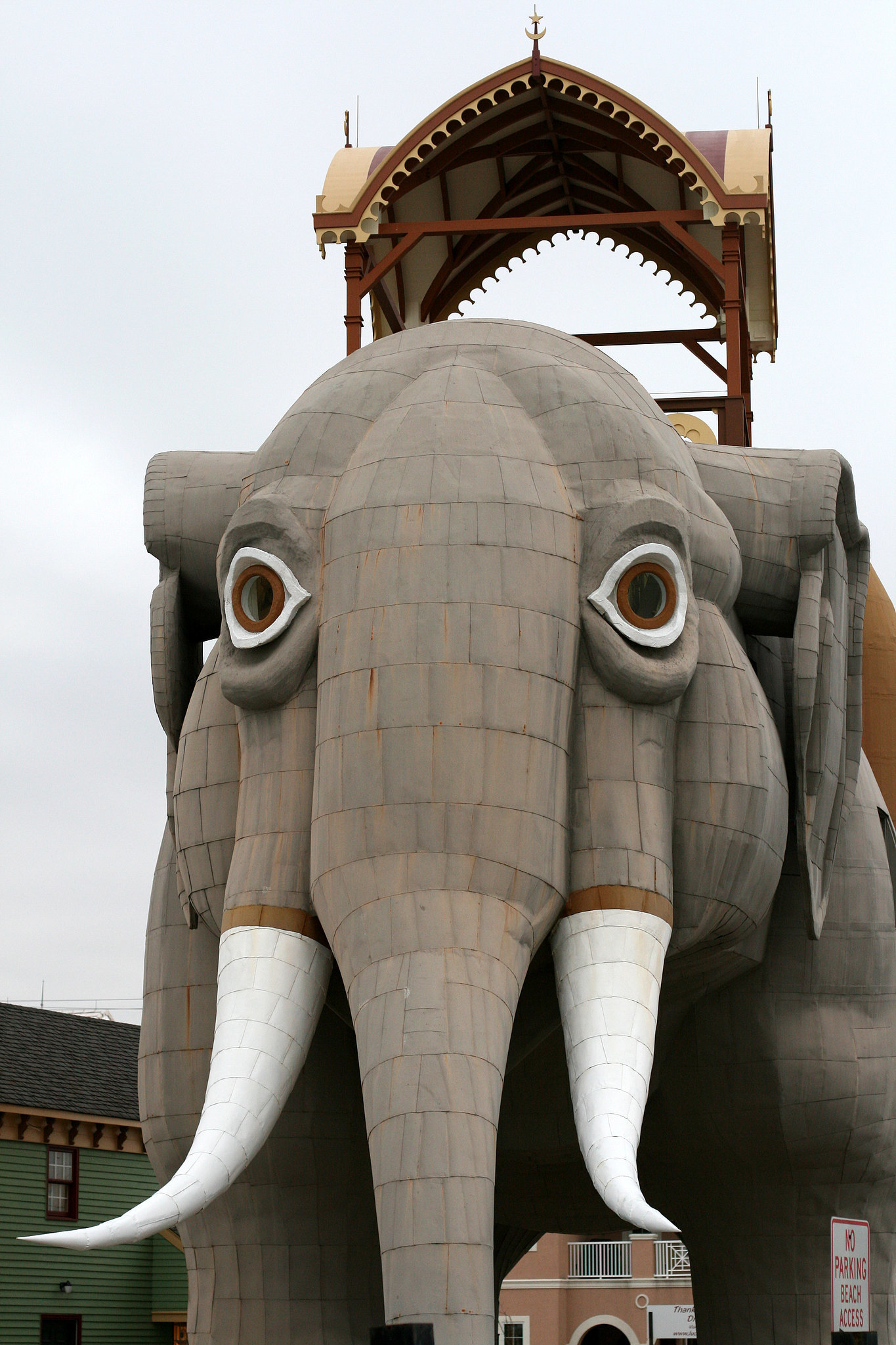 Lucy the Margate Elephant