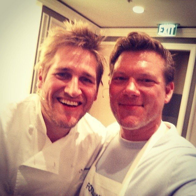 Curtis Stone and Tyler Florence Battled It Out