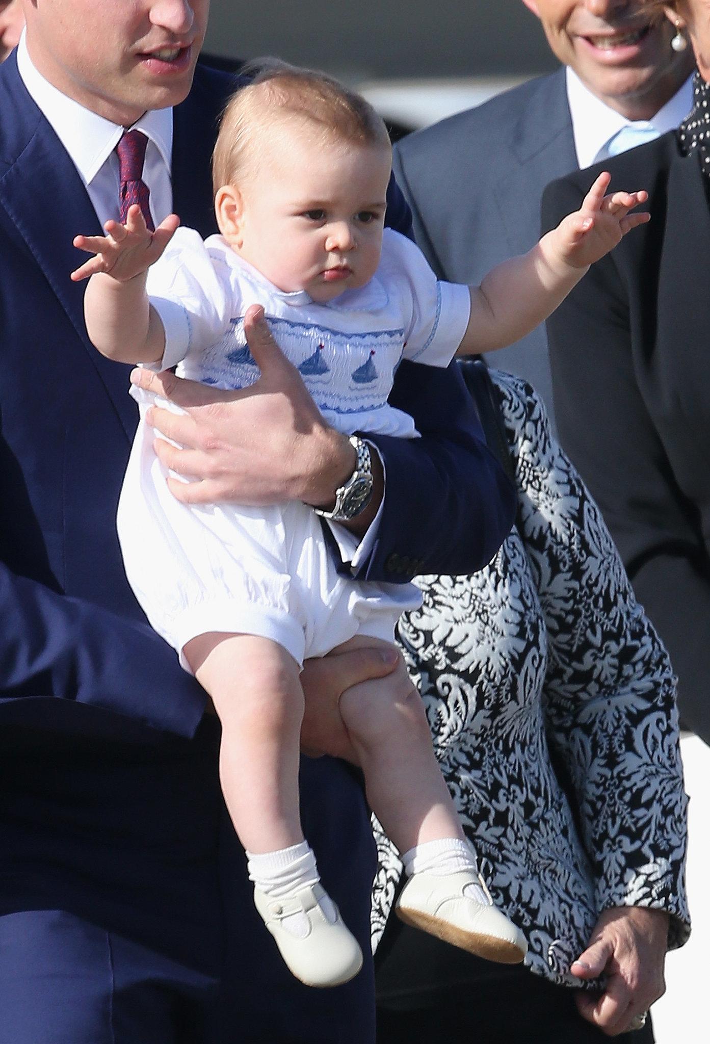 "When He Was Like, ""Look! No Hands!"""