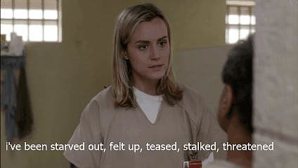 When Piper Keeps It Real