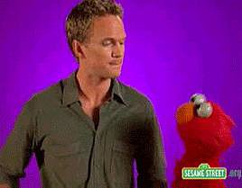 The only adults in your life are the ones on Sesame Street.