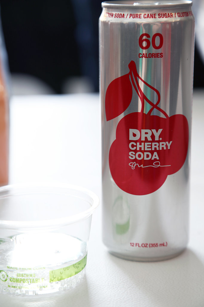 Dry Cherry Soda