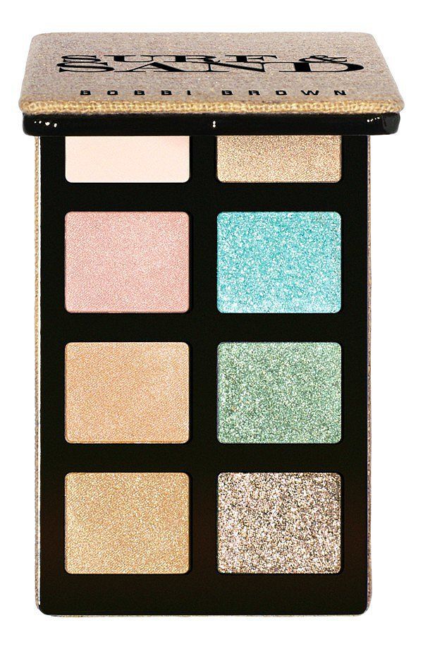 Bobbi Brown Surf and Sand Eye Shadow Palette in Surf ($65)