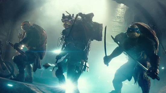'Teenage Mutant Ninja Turtles' Releases New Trailer