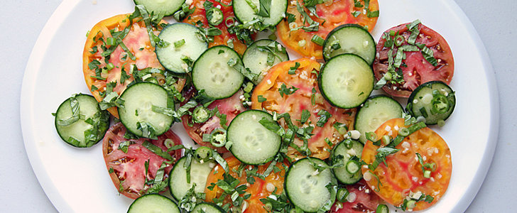 This Isn't Your Average Tomato Salad