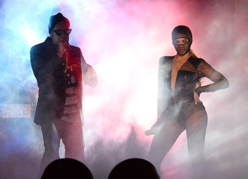 On the Run, For Real: Beyoncé and Jay Z Serve Up a Sexy Kickoff Show