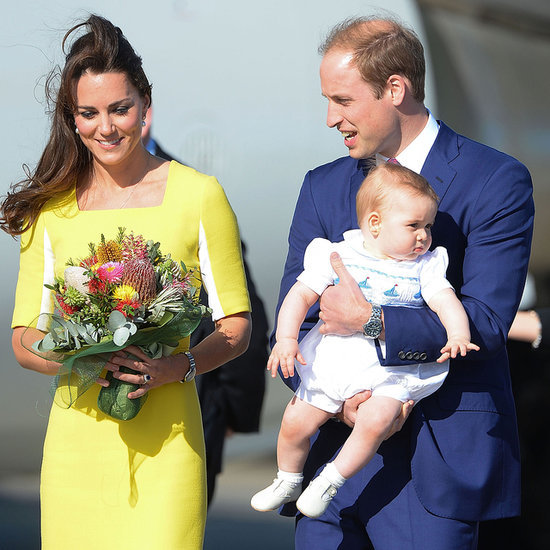Prince William Birthday Plans 2014