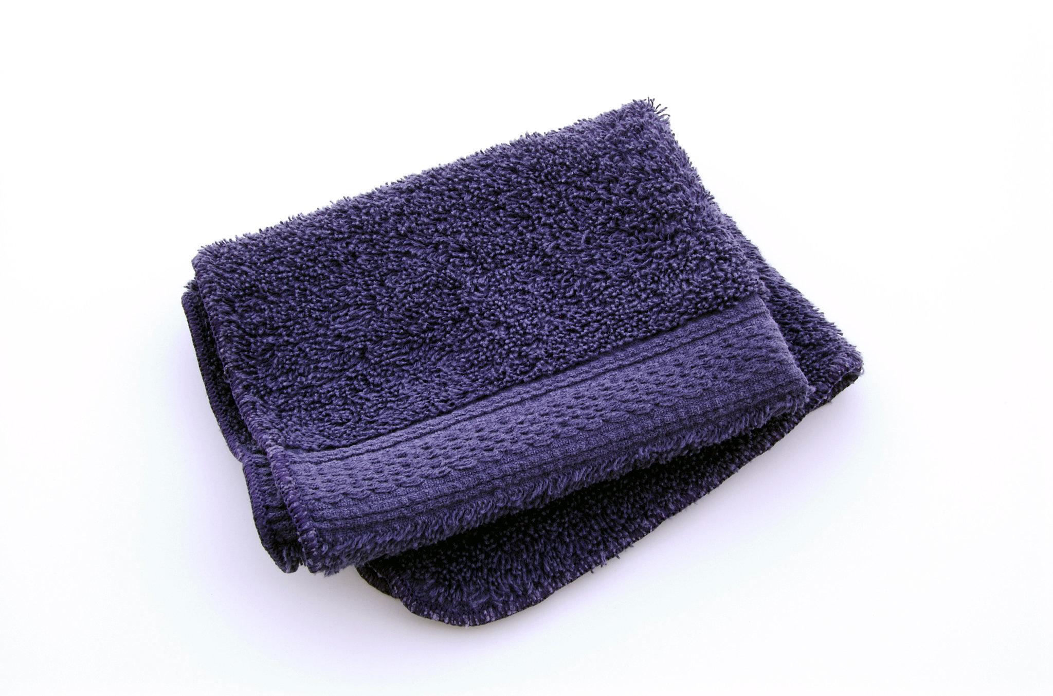 A Warm Washcloth