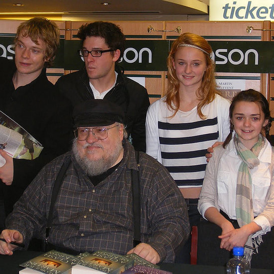 Young Game of Thrones Cast Pictures