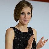 Königin Letizia bei ersten offiziellen Auftritten
