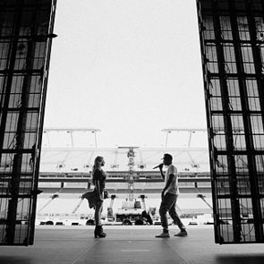 Beyonce and Jay Z's On the Run Tour Rehearsal | Video