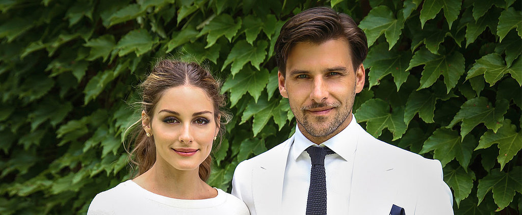 Olivia Palermo Totally Wore Shorts to Her Wedding